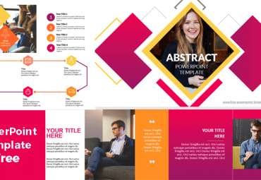Abstract PowerPoint Templates Free