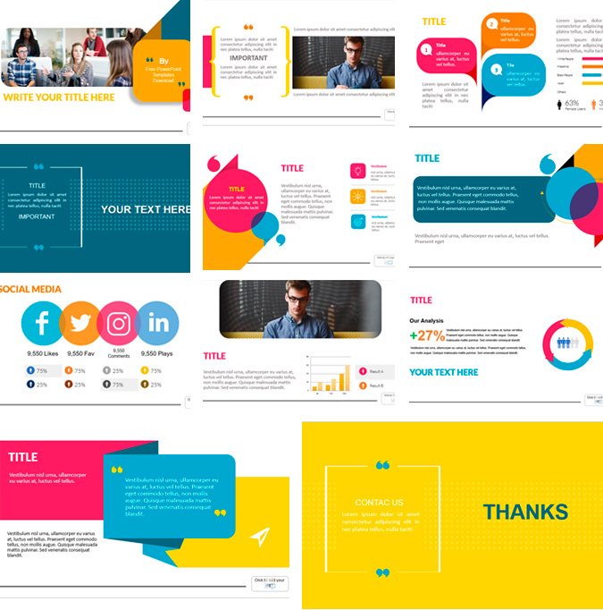 design-powerpoint-templates-design-free colorful