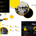 Business Pitch PowerPoint Templates