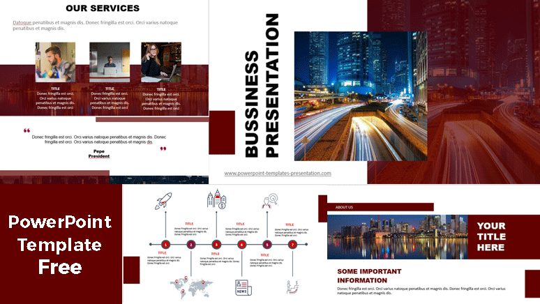 free-powerpoint-templates-business-download