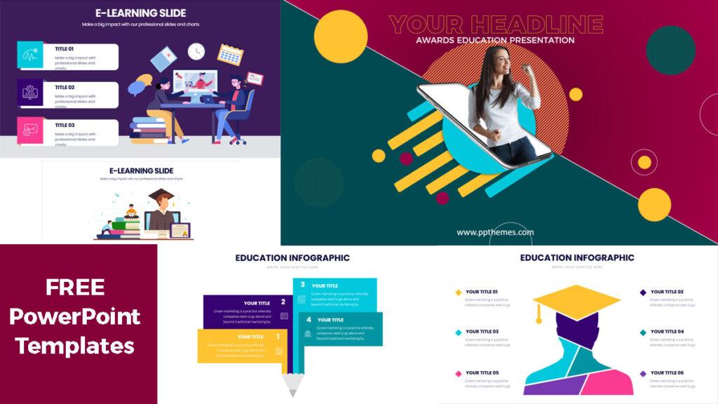 Awards Presentation PowerPoint Templates