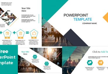 Free powerpoint templates abstract