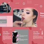 Beauty Make Up PowerPoint Templates