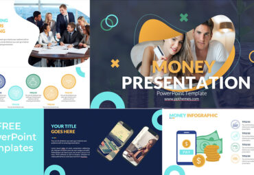 Money PowerPoint infographics and Presentation slides