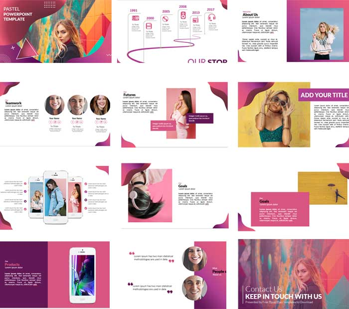 Pastel-creative-powerpoint-templates