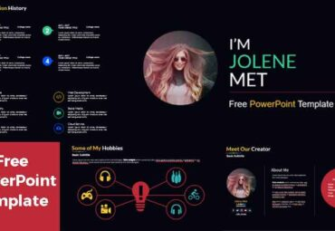 Free aboutme PowerPoint Templates