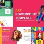 Art Design PowerPoint Templates
