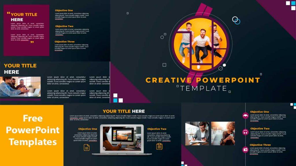 crea powerpoint templates