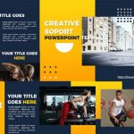 Creative Sport PowerPoint Templates