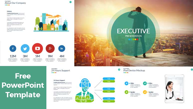 executive-powerpoint-templates-free-download