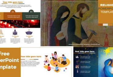 Screenshot religion PowerPoint Template