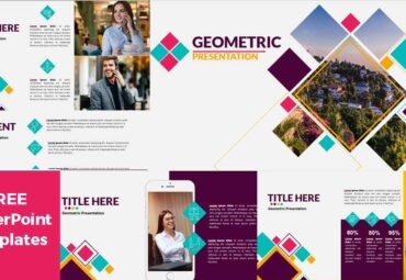 Geometric Free PowerPoint Templates