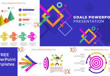 goals presentation powerpoint template ppthemes