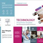 Home Office Technology PowerPoint Templates