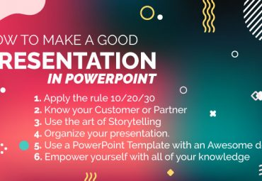 how to make a good presentation in powerpoint