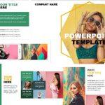 Free Fashion PowerPoint Templates