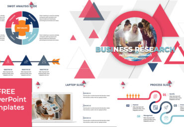 Business research powerpoint templates
