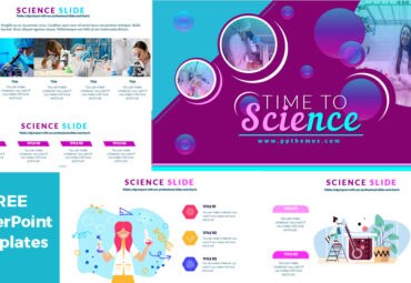 science powerpoint template free download