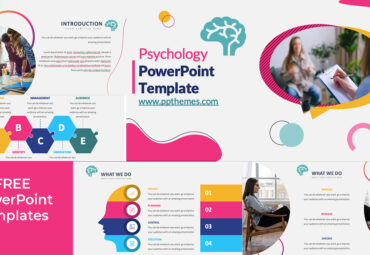 psychology free powerpoint template