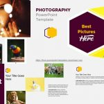 Modern & Simple Photography PowerPoint Templates