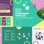 Professional Social Media PowerPoint Templates