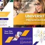 University Presentation PowerPoint Templates