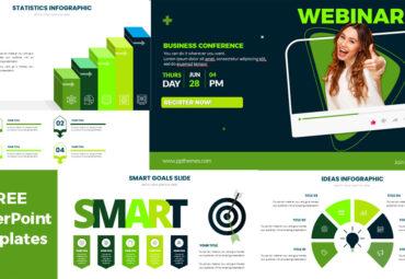 webinar powerpoint infographics